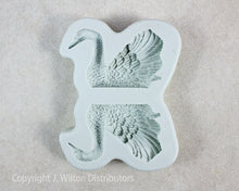 SILICONE MOLD LARGE SWAN