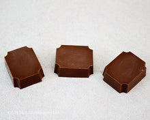 PC CHOCOLATE MOLD MAGNETIC RECTANGLE