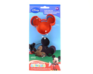 COOKIE CUTTER MICKEY MOUSE 2PC