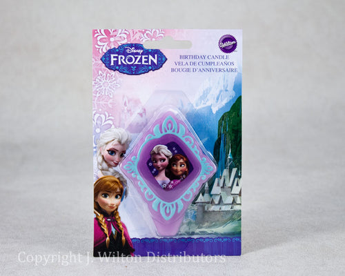 DISNEY FROZEN CANDLE 1pc.