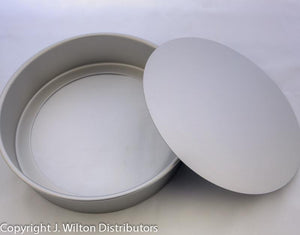 "CHEESE CAKE PAN ROUND REMOVABLE BOTTOM 3"" HIGH"