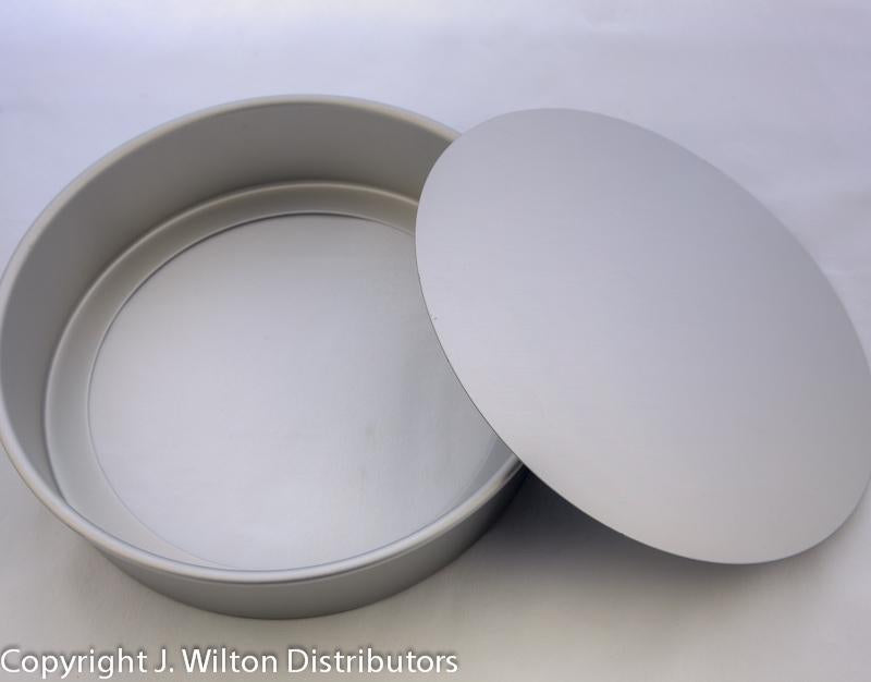 CHEESE CAKE PAN ROUND REMOVABLE BOTTOM 3