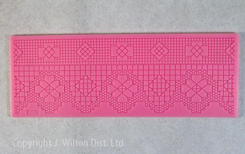 SILICONE LACE MAT BORDER 4.0
