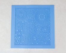 "BROOCHES LACE MAT 8""x8"" 1pc."