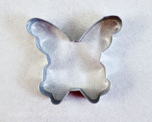 COOKIE CUTTER STAINLESS STEEL BUTTERFLY