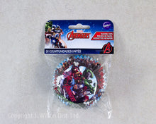 BAKING CUP STANDARD 50 COUNT AVENGERS