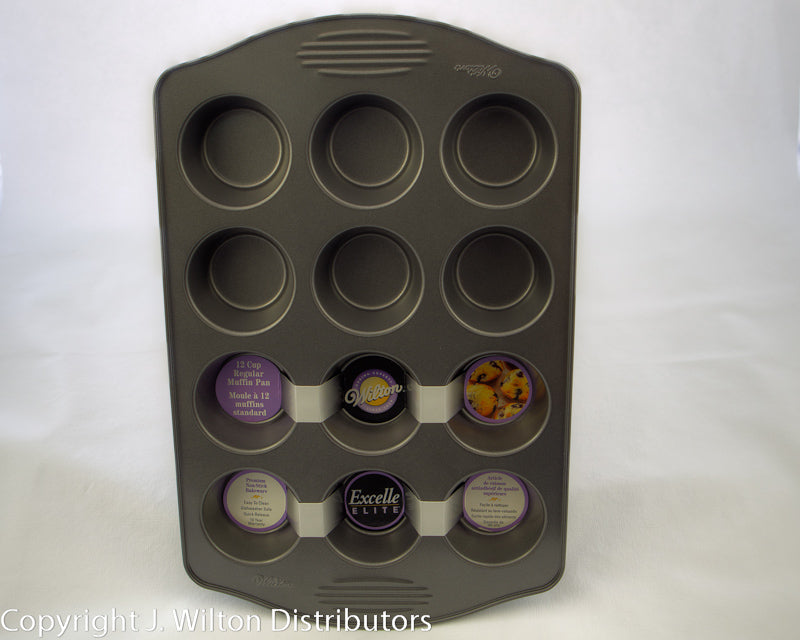 EXCELLE ELITE MUFFIN PAN 12CUP