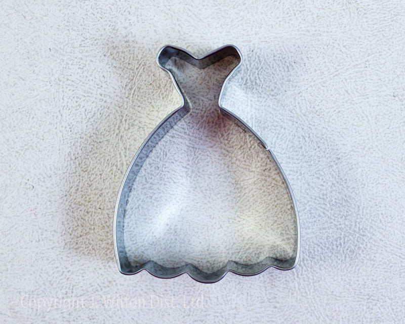 COOKIE CUTTER STAINLESS STEEL DRESS