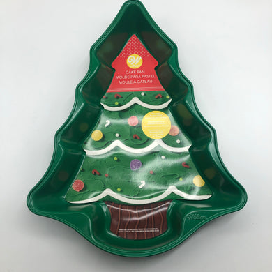 Cake Pan Christmas Tree