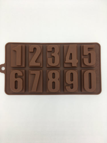 CHOCOLATE MOLD SILICONE NUMBERS