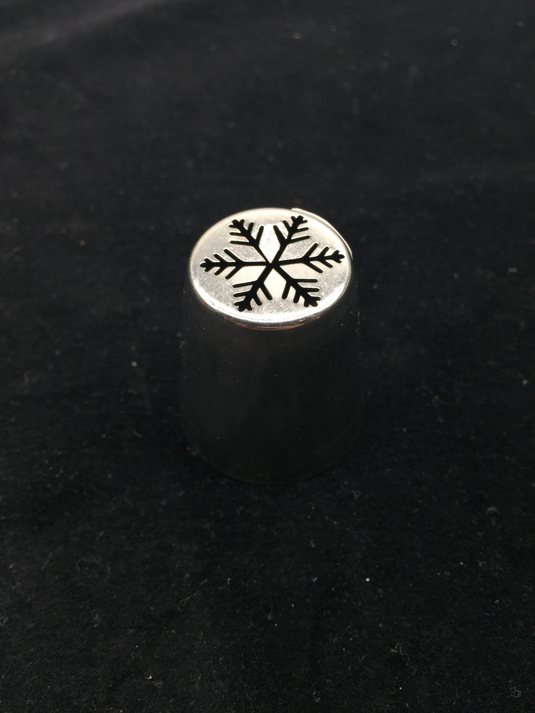 Russian Piping Tip Snowflake