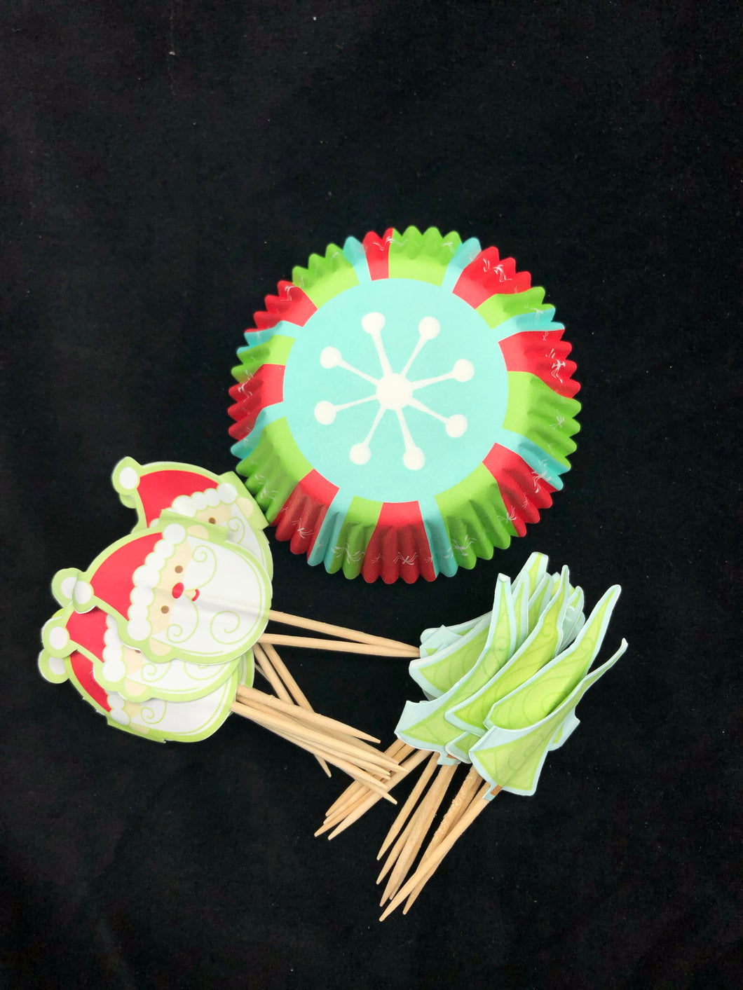 Baking Cups Tree Party Pack