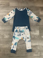 Adventure Awaits Infant Pant Set