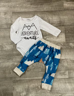 Adventure Awaits Mountain Pant Set