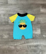 Cool Pineapple Romper
