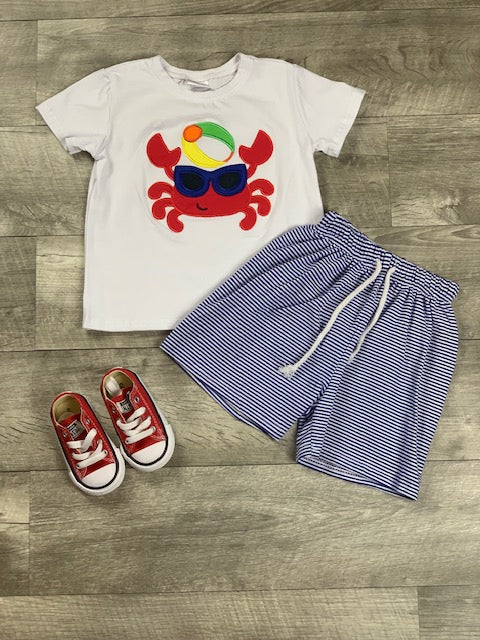 Crab short set