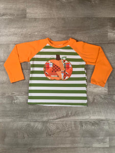 Pumpkin Patch Raglan
