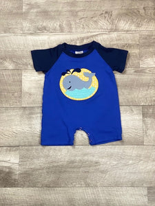 Whale of a Time Romper