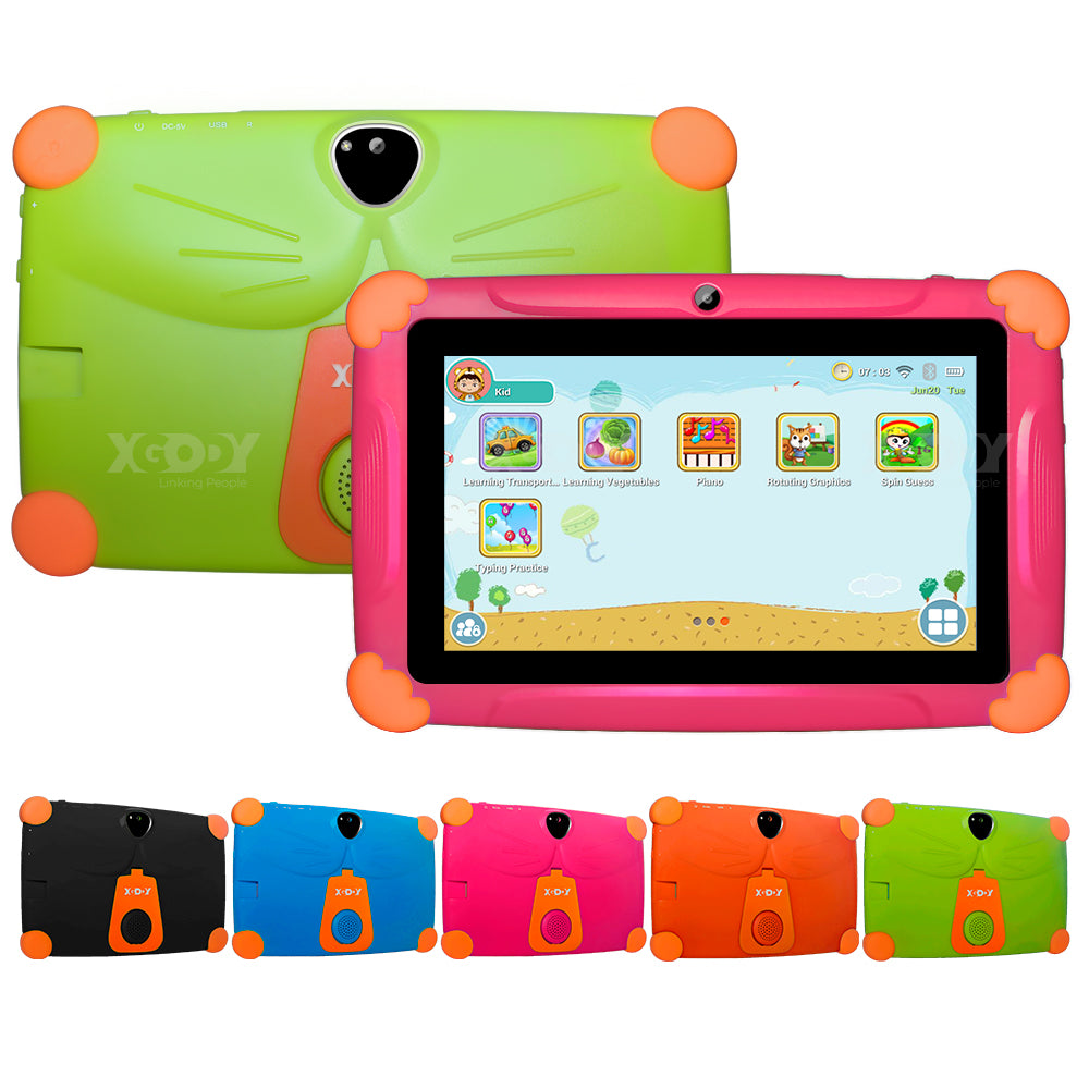 Xgody T703 7 inch tablet for kids learning at home