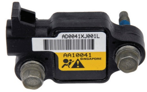 APDTY 601324 Front Airbag Crash/Impact Sensor w/Bolts (Replaces GM 15085679)