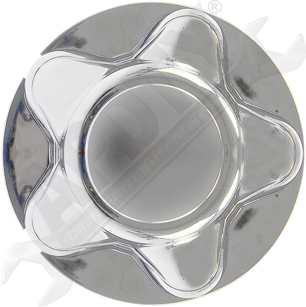 APDTY 010142 Wheel Hub Center Cap Lug Nut Cover (Replaces Ford F65Z-1130-JA)