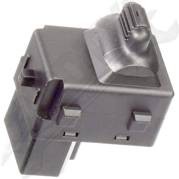 APDTY 012548 Power Window Switch (Front Right; Rear Left or Right on 4-Door)