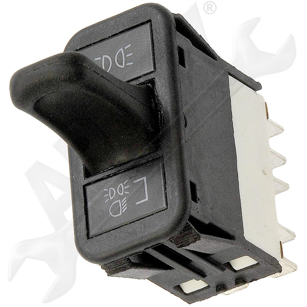 APDTY 0126317 Headlight Control Switch Fits 2003-2017 Freightliner Columbia