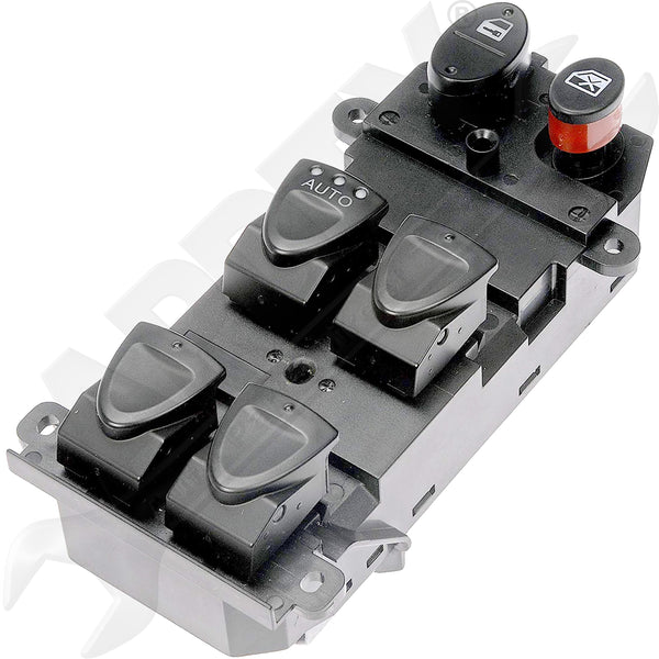 APDTY 012716 Master Power Window & Door Lock Switch 2006-2011 Honda Civic 4-Door