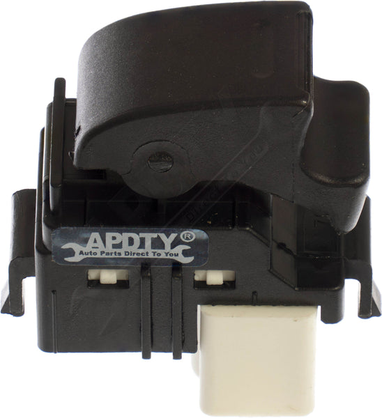 APDTY 012812 Power Window Switch 1 Button (Front Right; Rear Left or Right)