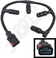 APDTY 015359 Glow Plug Wiring Harness Left or Right 03-04* Ford 6.0L Diesel