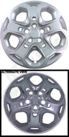"APDTY 021210 Wheel Cover Hub Cap Fits 17"" Steel Wheels 2010-2012 Ford Fusion"
