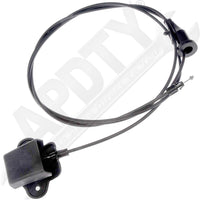APDTY 023103 Hood Release Cable With Handle