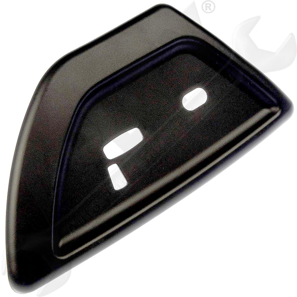 APDTY 035671 Power Seat Switch Panel Trim Bezel (Black Plastic Left; 19121427)