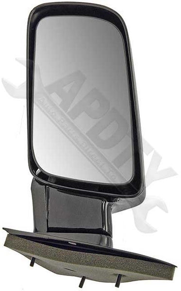 APDTY 066452 Side View Mirror Assembly Left Driver-Side Manual-Adjust (15757377)