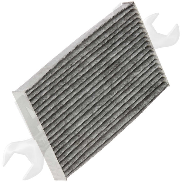 APDTY 100454 In Cabin Air Filter (Premium Carbon Activated To Remove Odors)