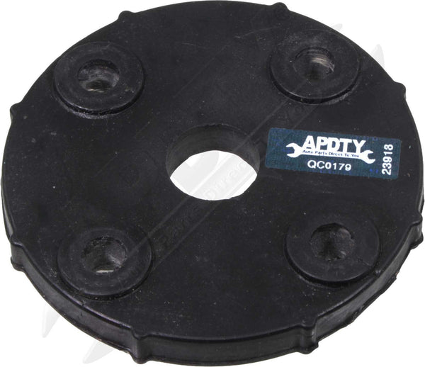 APDTY 112786 Steering Column Shaft Coupler Replacement Rubber Rag Joint