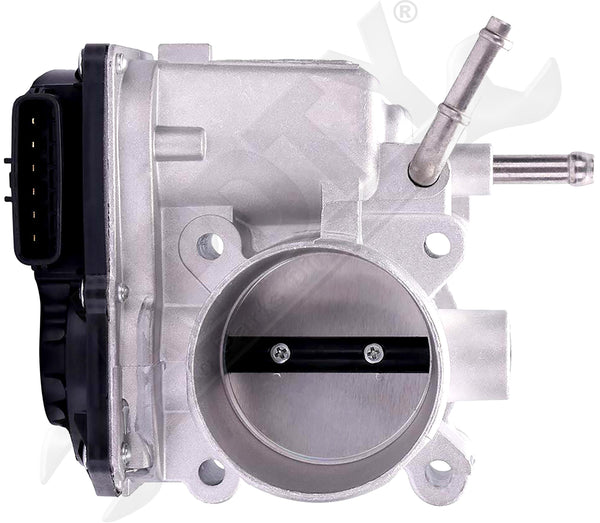 APDTY 112807 Electronic Throttle Body w/ Actuator Valve IAC TPS Position Sensor