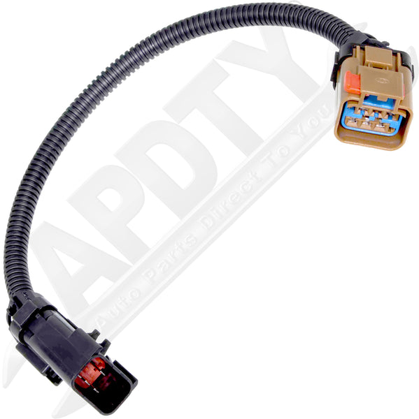 APDTY 112854 Wiring Harness Pigtail Connector Taillight 02-03 Dodge Ram 1500