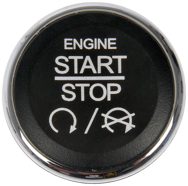 APDTY 117375 Engine Start Stop Button Switch (For Models With Push Start Button)