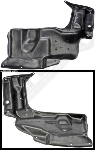 APDTY 120129 Engine Splash Shield Fits Left Side 09-13 Corolla & Matrix