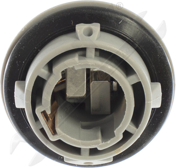 APDTY 133640 Turn Signal Bulb Plastic Socket Gray