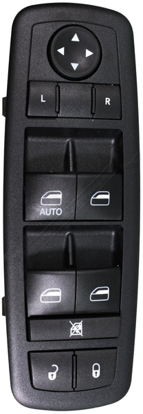 APDTY 133953 Power Window Switch Fits Models With Driver-Side 1-Touch Auto Down