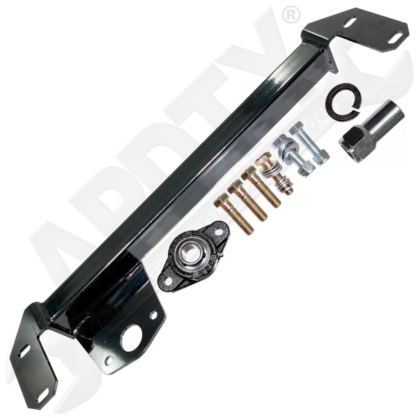 APDTY 133963 Heavy Duty Steering Box Death Wobble Stabilizer Bracket 94-02 Ram
