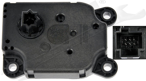 APDTY 135005 Air Door Actuator w/ Manual Or Dual Zone AC Fits Ford / Lincoln