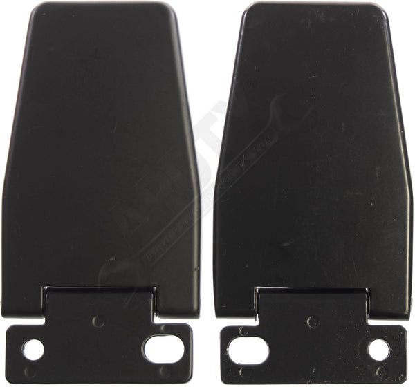APDTY 140026 Liftgate Glass Hinge Left & Right 97-06 Jeep Wrangler TJ 91-95 YJ