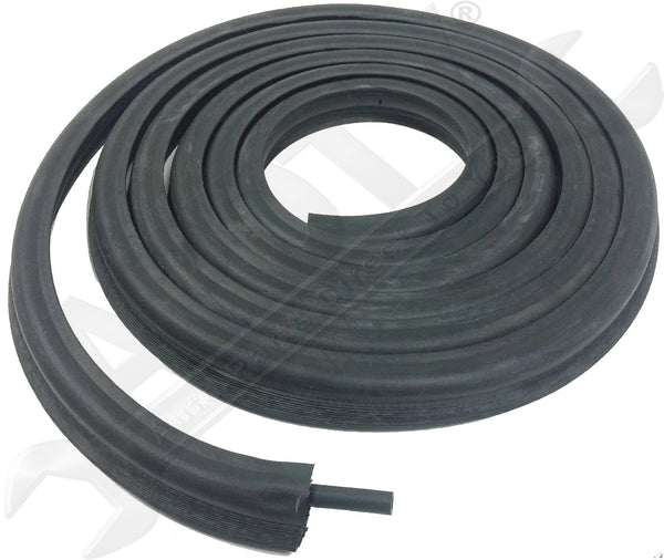 APDTY 140030 Rear Hatch Liftgate Body Rubber Weatherstrip Seal 84-99 Cherokee