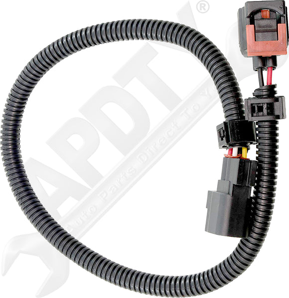 APDTY 140105 O2 Oxygen Sensor Extension Harness Universal Chrysler Dodge Jeep