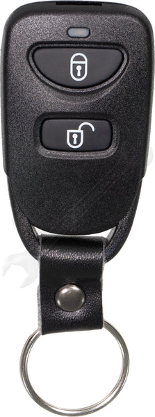 APDTY 141574 Keyless Entry Remote Key Fob Transmitter Fits 06-12 Hyundai Sata Fe