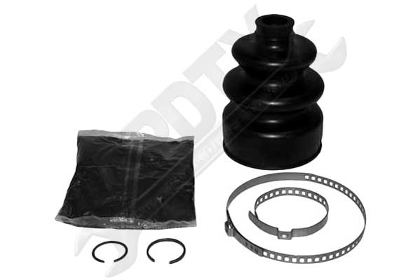 APDTY 107452 CV Joint Boot Kit Replaces Mopar 5018064AA