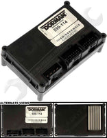 APDTY 600225 Remanufactured Transfer Case Control Module